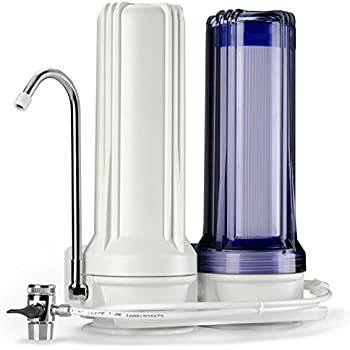 Amazon.com: FOUNTAINHEAD 3 STAGE COUNTERTOP WATER FILTER