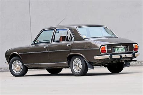 peugeot cars old models 1970 peugeot 504 review great cars of the 70s