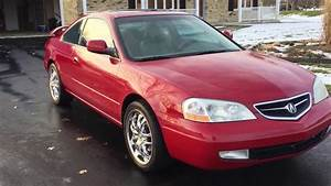 2001 Acura Cl Type-s - Sold