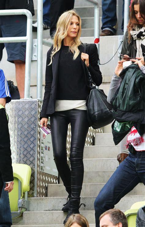 sarah brandner leather pants leather pants lookbook