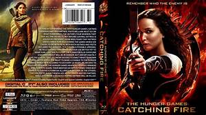 The Hunger Games - Catching Fire - Movie Blu-Ray Custom ...