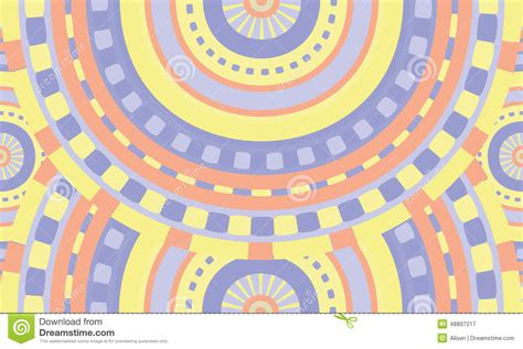 Decorate Pattern Stock Vector