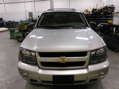 Sell Used 2008 Chevrolet Trailblazer Lt Sport Utility 4