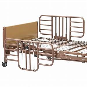 Invacare Reduced Gap Hospital Bed Rails 6628 6628 TSS