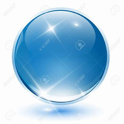 Clear Crystal Clipart 3d Sphere Illustration Ball