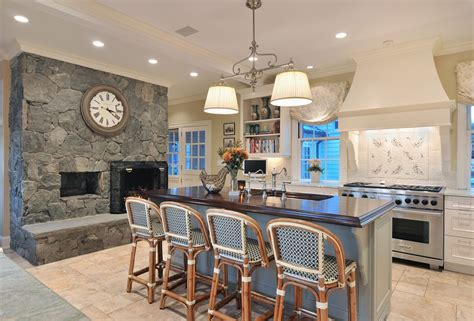 long island kitchen  historic luxury estate oyster bay