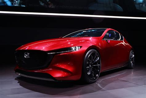 Mazda Has The Best Looking Car On Display At Nyias 2018