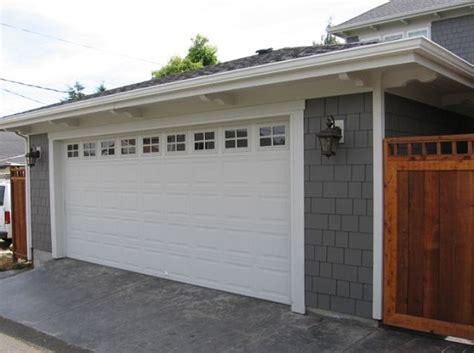 wide garage door 18 ft garage door with window on top home interiors