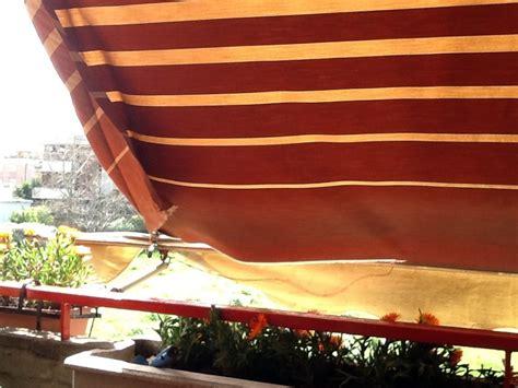 riparazione tende da sole roma riparazione tenda da sole da balcone ciino roma