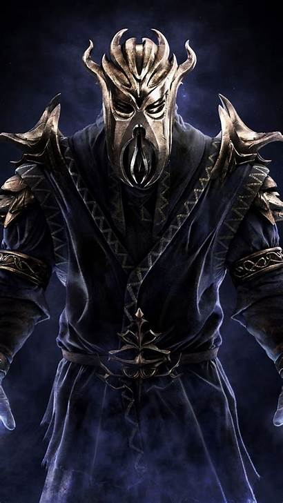 Skyrim Wallpapers Mobile Dragonborn Elder Dlc Scrolls