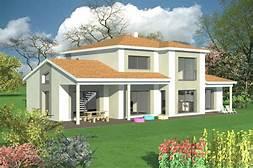 HD wallpapers plan maison plain pied avec mezzanine sweet-love ...