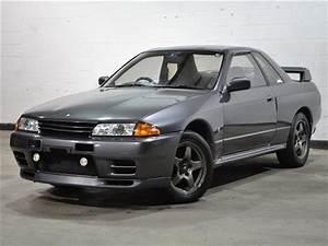 1992, Nissan, Skyline, Gtr, 77796, Miles, Gunmetal, Grey, Coupe