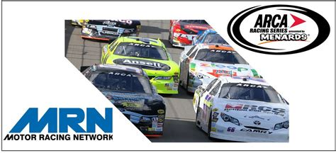 Mrn To Broadcast Lucas Oil 200 Presented By Autozone
