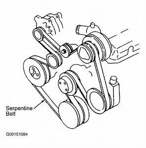 1993 Isuzu Amigo Serpentine Belt Routing And Timing Belt Diagrams