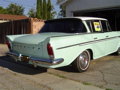 1960 Rambler Six (Classic) For Sale