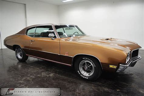 Buick Sales by 1970 Buick Gs For Sale