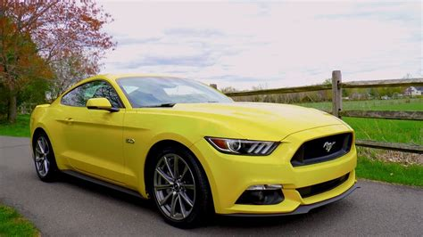 mustang gt     mph review highway mpg road