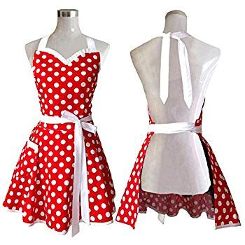 Girly Kitchen Aprons by Quot Quot Kitchen Apron 100