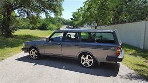 1990 Volvo 240 Dl Wagon 5 Speed