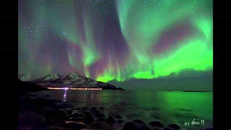 aurora boreal despues de la erupcion solar ene