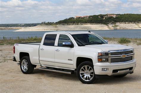 2014 Chevrolet Silverado High Country And Gmc Sierra