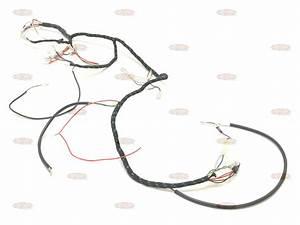 Triumph T100  T120  Tr6 Wiring Harness
