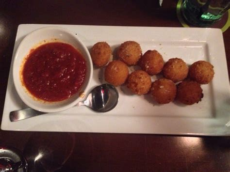 olive garden greenwood crispy risotto bites amazing tapas style appetizers