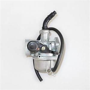 Pz19 Carburetor Th90  Hand Choke 19mm Fit For Chinese 70