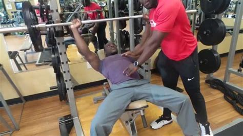 How To Increase Your Bench Press By 30% With @chief_oniya