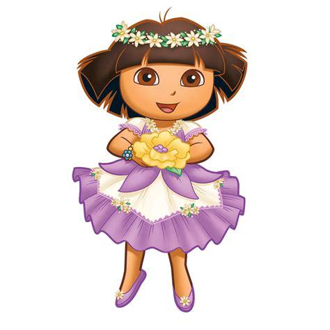 Cartoon Characters Dora La Exploradora Png