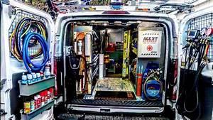 Hvac  Ud83d Udd25 Service Van Tour Ud83d Ude90  Ford Transit 250