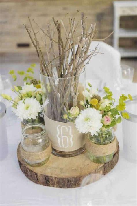 idees de decorations de mariage champetre  faire soi