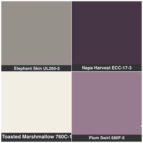 purple grey color best 25 purple bathroom ideas on