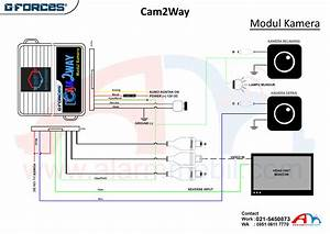 Wiring Diagram Alarm Mobil Universal