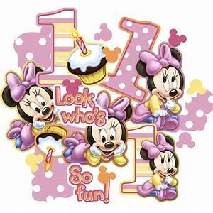 Minnie Mouse Birthday Clip Art (88+)