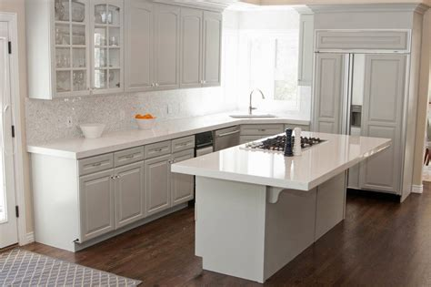 White Laminate Countertops by White Laminate Kitchen Cabinet Doors Ideas For Modern