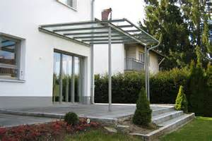 treppen eingangsbereich überdachungen wittmer metallbau