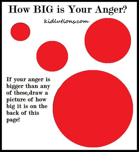 anger management for preschoolers f ree printable and tips on helping deal with anger 766