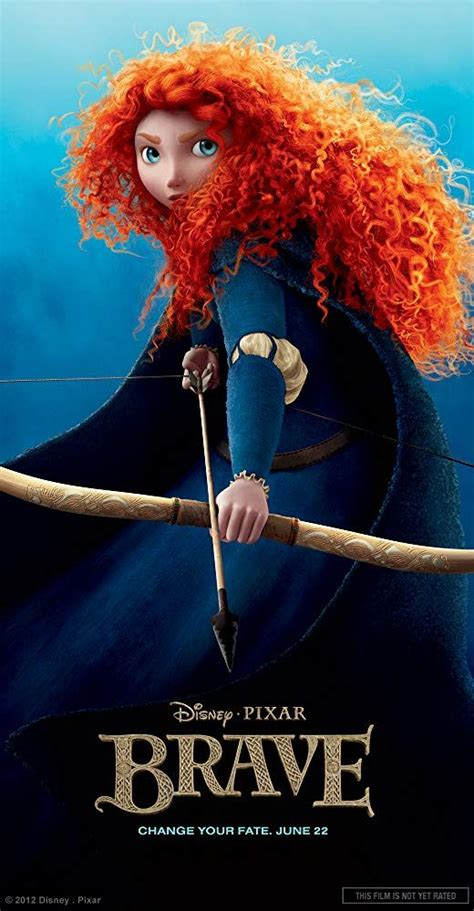 Brave (2012) | Brave movie, Brave characters, Animation movie