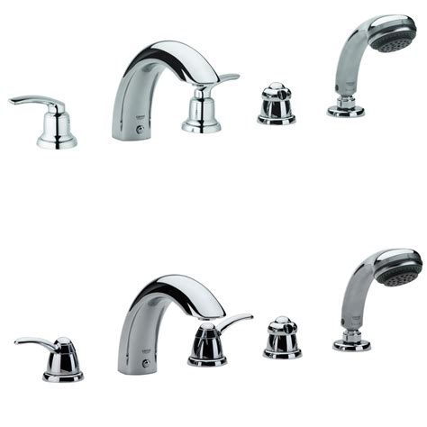 grohe bathroom faucets grohe talia sink faucet