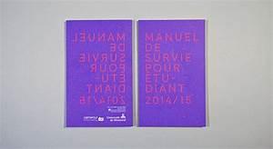 Udem Manuel De Survie De L U0026 39  U00e9tudiant 2014  2015 Creative Direction  Graphic Design  Illustration