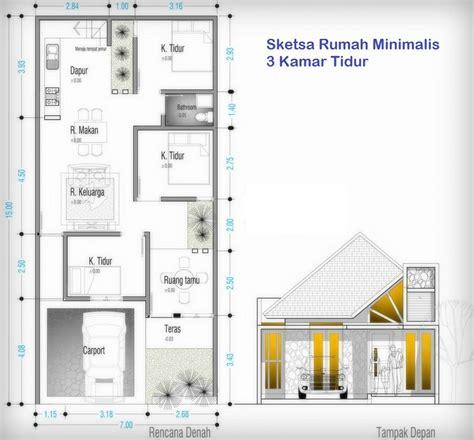 gambar desain rumah ukuran    informasi desain