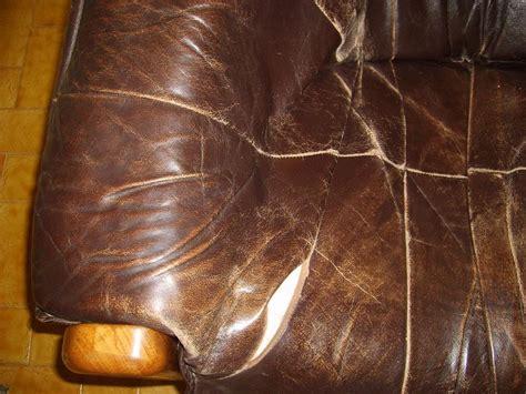 recoudre canapé cuir remise en etat salon 2 fauteuils 1 canapé 3 pl sofolk
