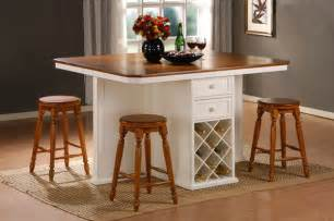 kitchen island tables with stools counter height kitchen tables kitchenidease