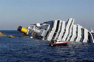 Cruise ship aground: Search for missing off coast of Italy ...