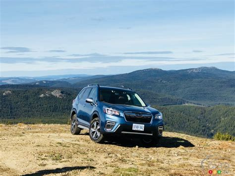 le subaru forester  revise agrandi ameliore photo