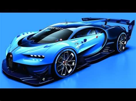 Bugatti Cars 2015 by 2015 Bugatti Vision Gran Turismo Concept Review Rendered