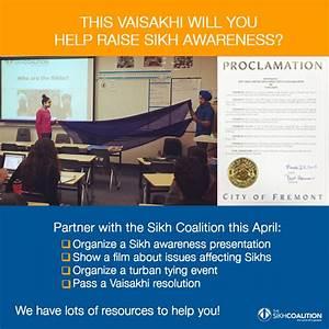 Help Raise Awareness for Vaisakhi this Year