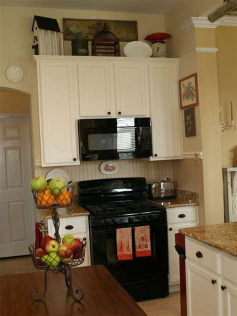 kitchen cabinets and islands kitchen black appliances design pictures remodel decor 5904