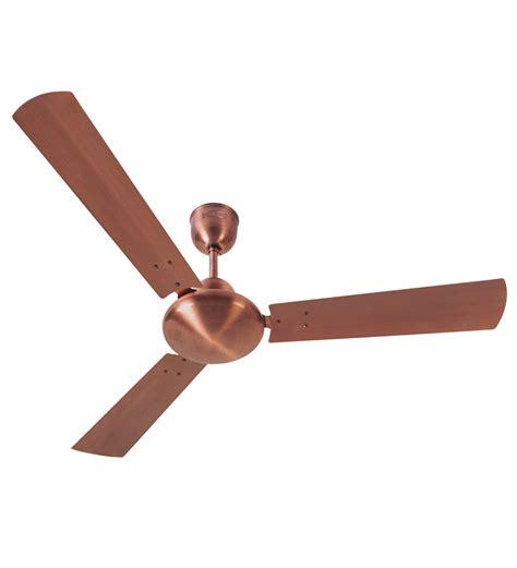 Antique Ceiling Fan buy luminous enchante ceiling fan antique copper online